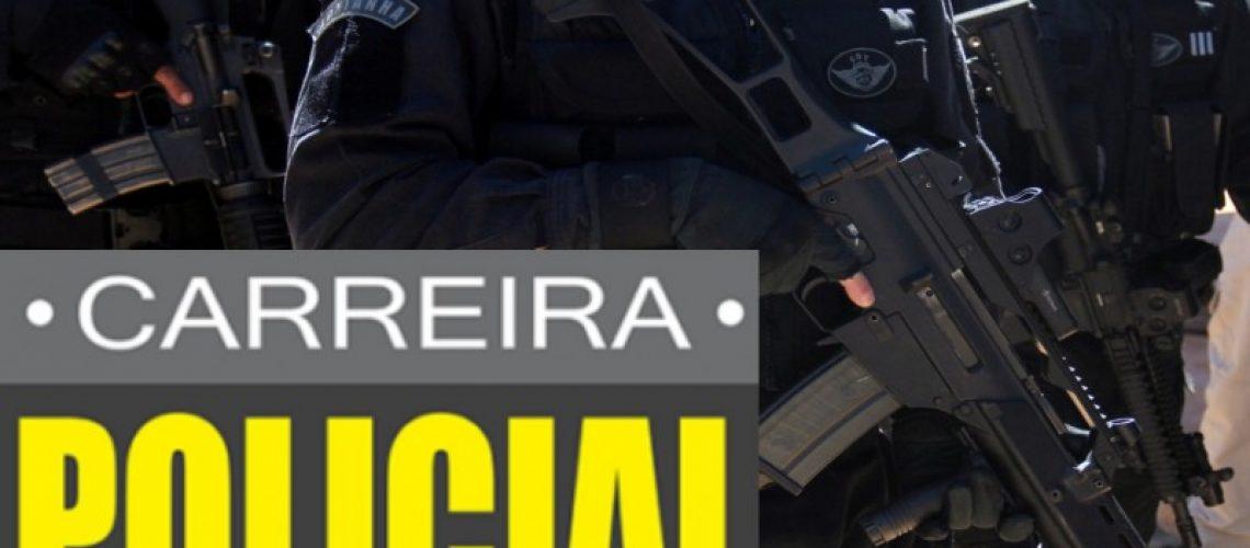 carreira policial